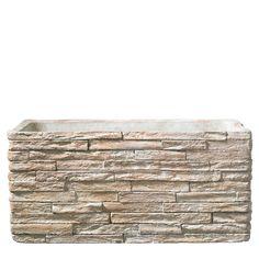 Latina Stonewall Rectangle – Μπεζ Latina, Texture, Wood, Crafts, Surface Finish, Manualidades, Woodwind Instrument, Timber Wood, Trees