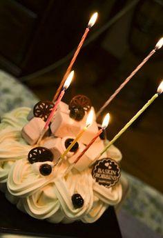 [사랑스런 케이크] 홍대 피오니 (peony) 딸기 생크림 케이크 & 베스킨라빈스 블루베리 요거트 아이스크림 케이크 :: 네이버 블로그