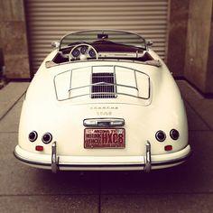 Historic 1954 Porsche 356 Spider
