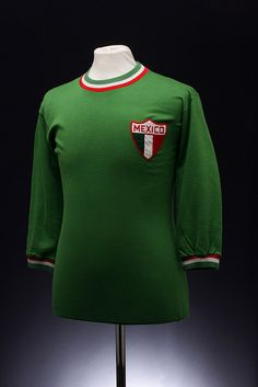 Mexico Retro Football Shirt