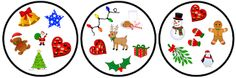 FUNGLISH: Christmas Dobble Kindergarten Games, Preschool, Christmas Worksheets, Advent Activities, English Fun, Theme Noel, Home Learning, 1st Grade Math, Matching Games