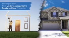 Shifting interest from Under-construction to Ready-to-Move Properties