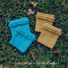 Boot cuff Crochet PDF Crochet Pattern - Braided Leg socks, boot topper - beginner PHOTO tutorial - Instant DOWNLOAD on Etsy, $5.00