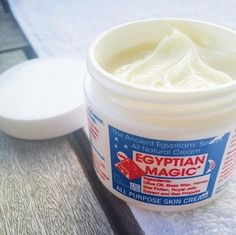 """Give your skin some serious hydration with Egyptian Magic's all-purpose facial cream, <a href=""""https://www.amazon.com/dp/B000WNLFBI/?tag=buzz0f-20"""