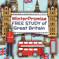 Have you ever wondered about Winter Promise? Looking to study Great Britain? Why not give it a try with this FREE 1oo Page Lesson from Winter Prom