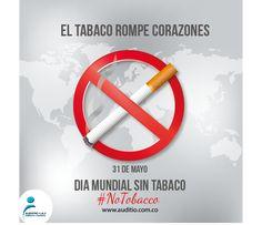 #NoTobacco #SinTabaco sin tabaco, SGSST, Auditio, dia mundial sin tabaco, mosquera May 31