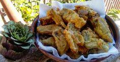 Carciofi fritti alla pugliese-Dolci Passioni | Dolci Passioni