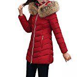 Amazon Angebote Mode BBring Damen Mode Outwear, 2017 Neuer Frauen Slim Fit unten Jacken Winter Warmer Unten Mantel mit…%#Quickberater%