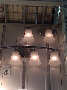 Lowes - Bathroom Lighting