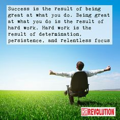 Success is the result of being great at what you do! @HRREV our mission it to offer HR Outsourced services for UK businesses. Real people, providing real HR solutions for businesses with real drive""