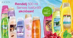 Mindannyiónknak megvan a kedvenc Senses… Avon, Oasis, Reflection, Shampoo, Personal Care, Bottle, Beauty, Self Care, Personal Hygiene