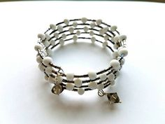 Hey, I found this really awesome Etsy listing at https://www.etsy.com/listing/491182895/layered-memory-wire-bracelet-with