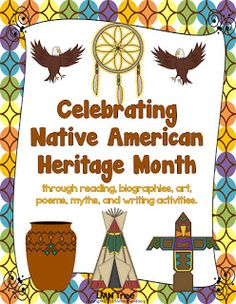 Celebrating Native American Heritage Month with Free Resources and Free Activities