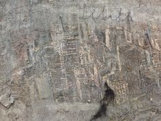 Lilith, 1987-1990, Anselm Kiefer, à voir au Centre Pompidou jusqu'au 18 avril 2016.