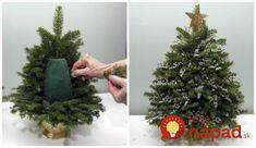 Krásne nápady na Vianoce, ktoré už doslova klopú na dvere. Pozrite sa, aké úžasné nápady vytvoríte z obyčajnej aranžérskej hmoty, ktorú ľahko získate napríklad v kvetinárstve.