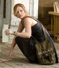kate hudson in the skeleton key (movie).   One of my fav actresses and love her sense of style in this film.