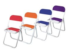 Pantone Chairs from Andy Griffith+Rose Apodaca on OpenSky