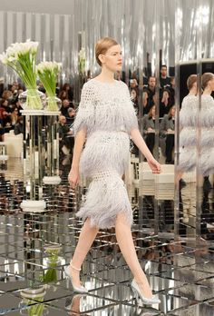 The Spring-Summer 2017 Haute Couture Ready-to-wear show on the CHANEL official website