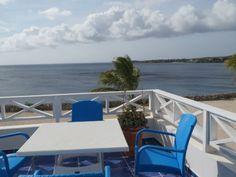 Balkon Marazul 9a - Apartment in Westpunt (Niederländische Antillen), Karibik