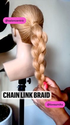 Hair Secrets, Diy Crafts To Do, Long Braids, Teen Hairstyles, Braided Ponytail, Makeup Designs, Nail Tutorials, Hairspray, Hair And Nails
