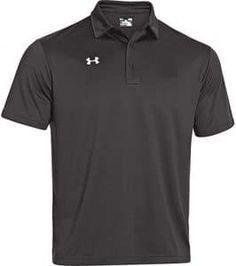 Under Armour Men/'s Team/'s Armour Polo Golf Shirt, X Large Baseball Shirts, Golf Shirts, Soccer Shop, Mens Golf, Soccer Cleats, Under Armour Men, Mens Fitness, Polo, Ua