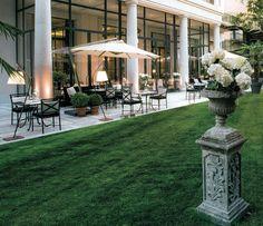 M<3 Palazzo Parigi   Hotel   Corso di Porta Nuova, 1 Milano Essex House, Milan Hotel, Milano, Boutiques, 3, Italy, Table Decorations, Interior Design, Architecture