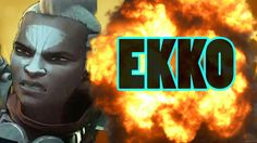 Ekko in a Nutshell In A Nutshell, Looks Cool, League Of Legends, Youtube, Movie Posters, Movies, Fictional Characters, 2016 Movies, Film Poster