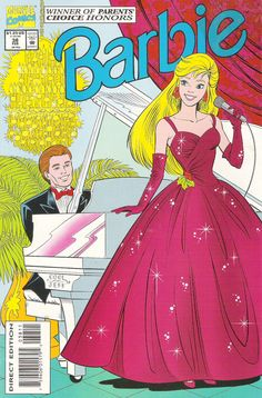 Day To Night Barbie Coloring Book 1985
