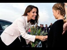 Princess Marie attended the opening of Wadden Sea Festival Princess Marie attended the opening of Wadden Sea Festival Princess Marie of Denmark attended the opening of Wadden Sea Festival 2016 (Vadehavsfestival 2016) in Blavandshuk town which is in the northeast of Jutland in Ebsjerg. Since 2010 Princess Marie is the patron of the Sea Festival which aims to attract visitors and tourists to the region. ------------------------- subscribe for more videos…