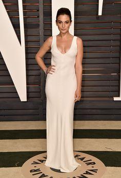 Jenny Slate, Oscars Vanity Fair After Party