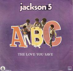 ABC - The Jackson 5 (Album: ABC / 1970) Jackson 5, Michael Jackson, Number One Hits, Motown, Mj, The Beatles, Albums, Love You, King