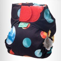 Eko-pieluszka Teeny Fit dla noworodków (2,5-6 kg) / Tots Bots blubalon.pl