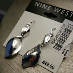 NINE WEST Earrings Nice and cute earrings New with tags Nine West Accessories