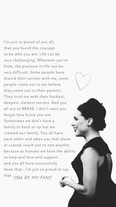 Edit of Lana and what she said to her fans made by @lplockscreen :) #mehbae!!