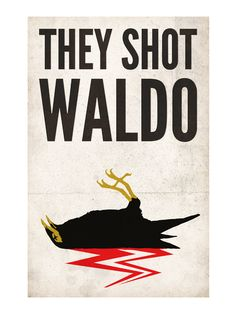 Twin Peaks, directed by David Lynch depicts the aftermath and murder of Waldo, the myna bird. Hints of Twin Peaks chevron pattern used by David Lynch in the TV series and Fire Walk with Me movie. #dam