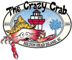 Crazy Crab Seafood Restaurant Hilton Head Island South Carolina | MINNOW'S MENU