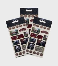 Platform 9 3/4 Sticker Set | The Harry Potter Shop at Platform 9 3/4 Harry Potter Shop, Harry Potter Wedding, Hogwarts Express Ticket, Creative Play, Stationery, Platform, Stickers, Fun, Middle Earth