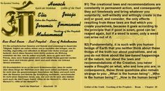 92) Fundamentally, it is such with you human beings of Earth that you neither think about these things of the truth nor about yourselves, and as you do not think about the law-based happenings of the nature, nor about the laws and recommendations of the Creation, you never waste a thought on