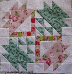The Quilt Ladies Book Collection: Basket Quilt Pattern for YOU and it's MY Favorite