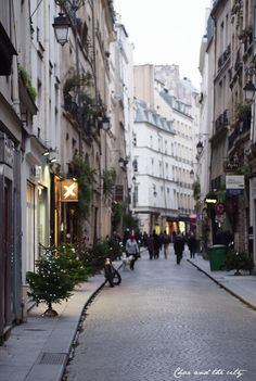 Christmas holiday in Paris, Rue Montorgueil From Paris With Love, Beautiful Places To Visit, Oh The Places You'll Go, Places To Travel, Paris Travel, France Travel, Rue Montorgueil, Christmas In Paris, Christmas Holiday