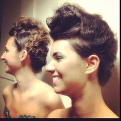 Jamison Whiskey Event hair for models