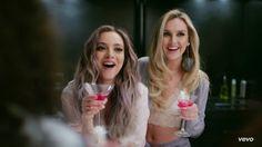 Jade & Perrie in Hair Music Video