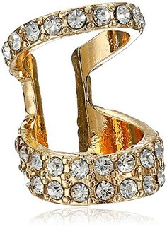 Jules Smith Cut Out Pave Ear Cuffs -- Find out more about the great product at the image link.