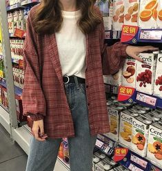 Indie Outfits, Tumblr Outfits, Trendy Outfits, Korean Outfits, Cute Outfits, Fashion Outfits, Indie Clothes, Travel Outfits, Fall Clothes