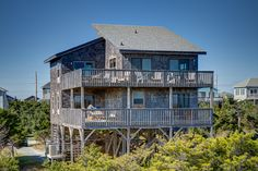 Spindrift 151 | (4 Bedroom Oceanfront House) | #OBRrentals #OuterBeaches | Outer Banks Vacation Rentals | Avon Vacation Rentals