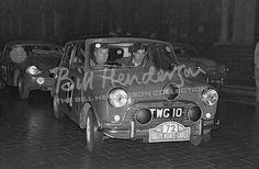 1962 Monte Carlo rally Monte Carlo Rally, Mini S, Antique Cars, Pilot, Racing, Vintage Cars, Running, Auto Racing, Pilots