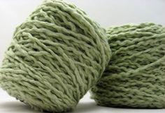 SALE 2 Skeins Worsted Organic Cotton Yarn by ThoughtfulGemsCrafts Roving Yarn, Organic Cotton Yarn, Warm Fuzzies, Green Plants, Merino Wool Blanket, True Colors, Handmade Items, Knitting, Friends