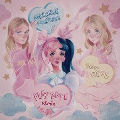 Melanie Martinez Anime, Melanie Martinez Songs, Melanie Martinez Drawings, Crybaby Melanie Martinez, Cry Baby, Sending Love And Light, My Love, Camp Buddy, Indie