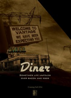 Diner, in production next year