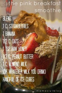 only used about 1-2 tbsp peanut butter - less calories, still so tasty.